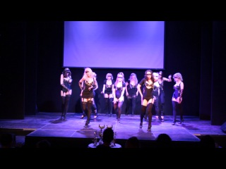 �������� ������� TriaDance. Tender Touch (Nikitina Natalia) - In The Dark  (16.03.2014)